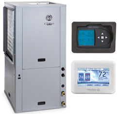 Waterfurnace 3 Series with Aurora Control