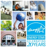 ENERGY STAR retrospective, celebrating 20 years.
