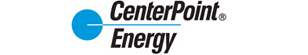 Logo for CenterPoint Energy