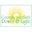 Logo for Georgia Interfaith Power & Light