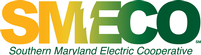 Logo for Southern Maryland Electric Cooperative (SMECO)