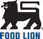 Logo for Food Lion and Bottom Dollar Food
