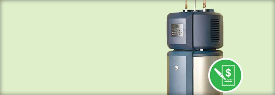 Save with federal tax credits on ENERGY STAR water heaters and more