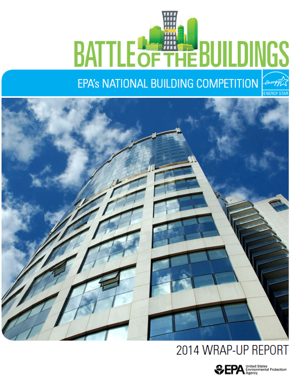 2014 National Building Competition Wrap Up Report cover