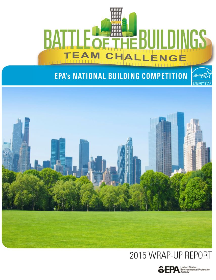 2015 National Building Competition Wrap Up Report