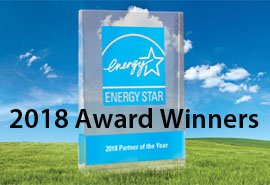 2018 ENERGY STAR Award Winners