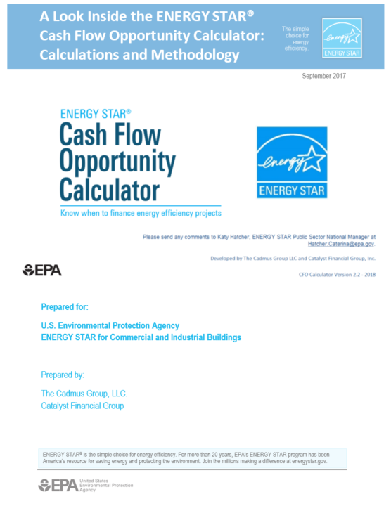 CFO Calculator