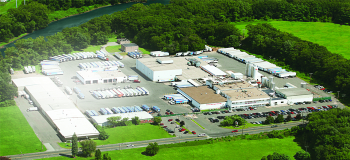 Agawam Milk & Yogurt Plant