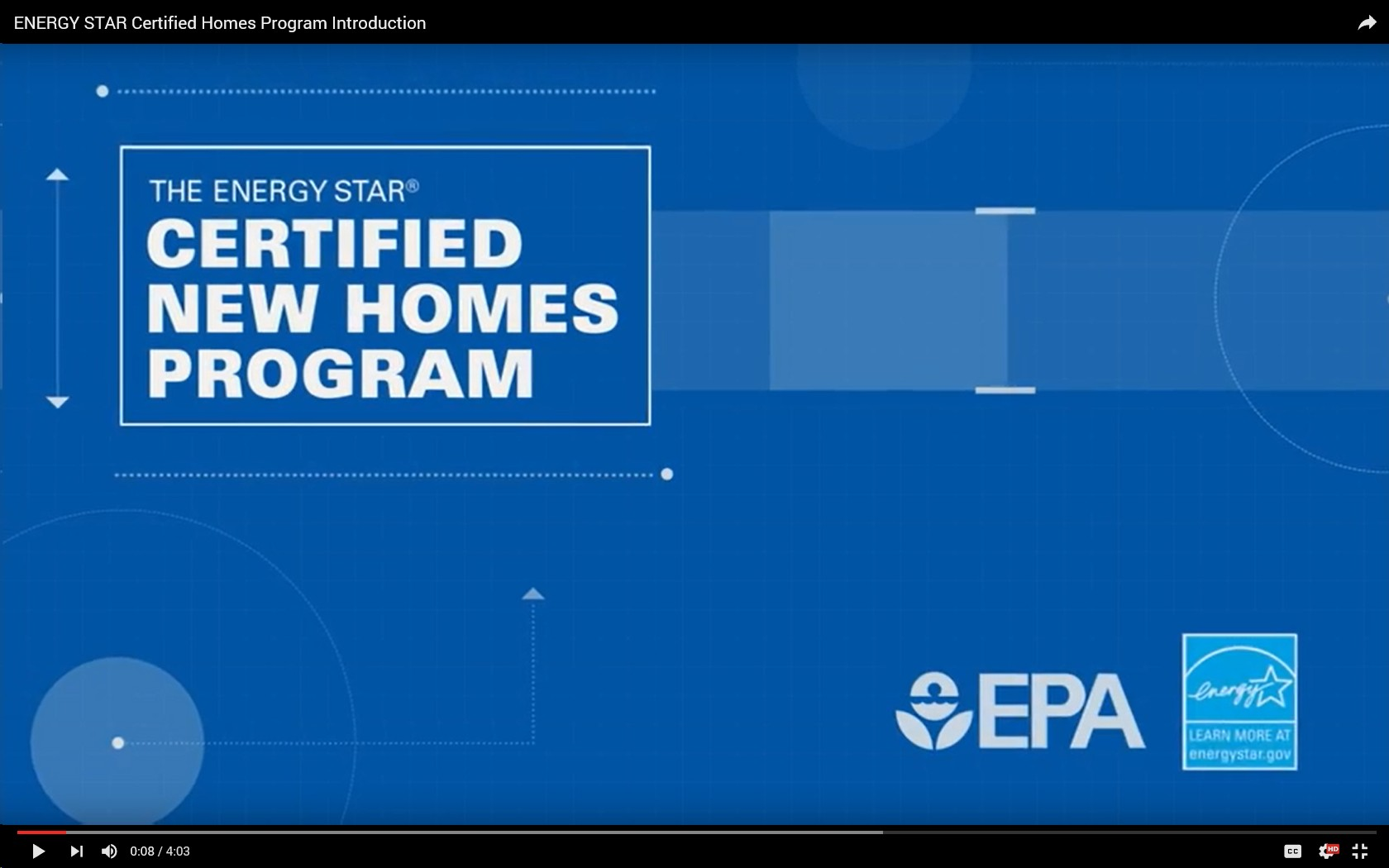 ENERGY STAR Home Builder Recruitment Video