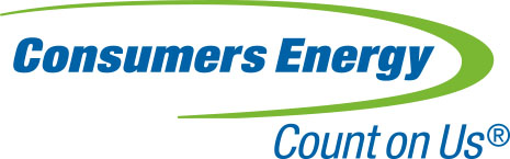 Consumers Energy Count on Us logo