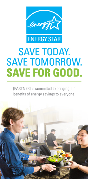 ENERGY STAR Day Web Banners – Commercial Food Service
