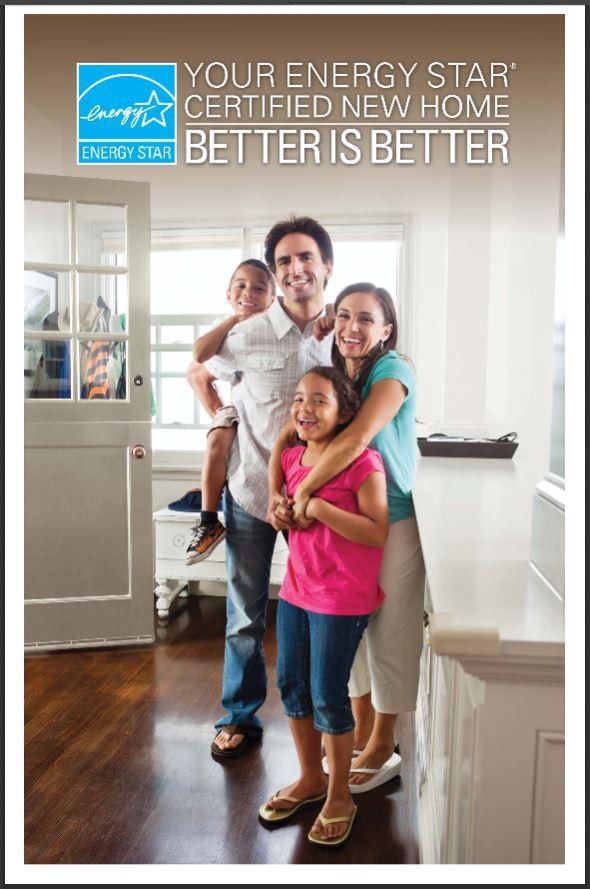 ENERGY STAR Certified Homes - Consumer Brochure