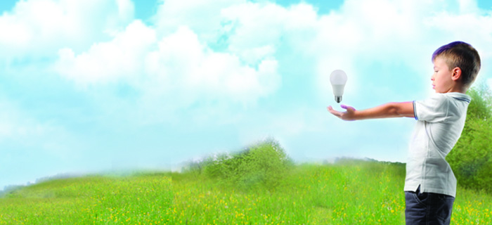 Choose a Light with ENERGY STAR