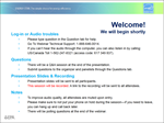 screenshot of the Clothes Dryer Webinar slides