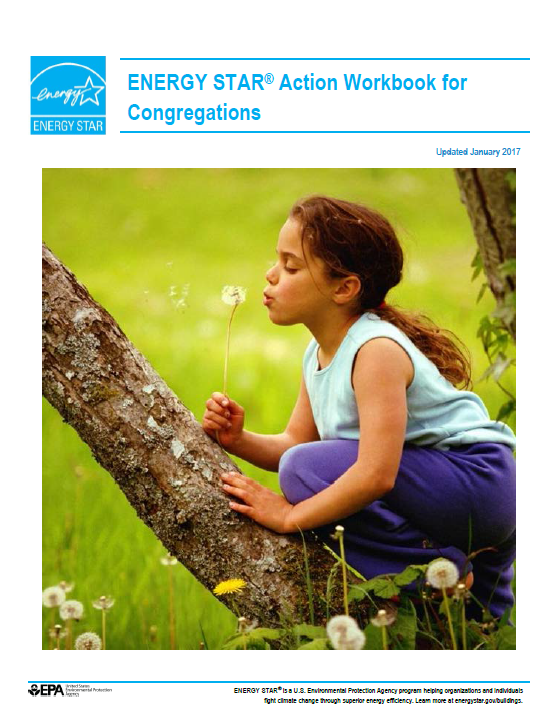 ENERGY STAR Action Workbook for Congregations