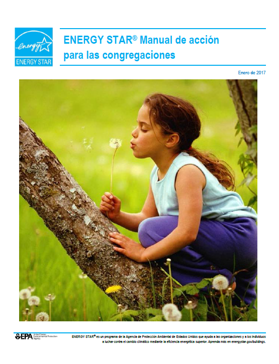 ENERGY STAR Manual de acción para las congregaciones