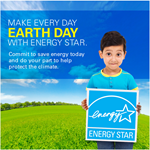 thumbnail of the ENERGY STAR Earth Day Social Media Graphic