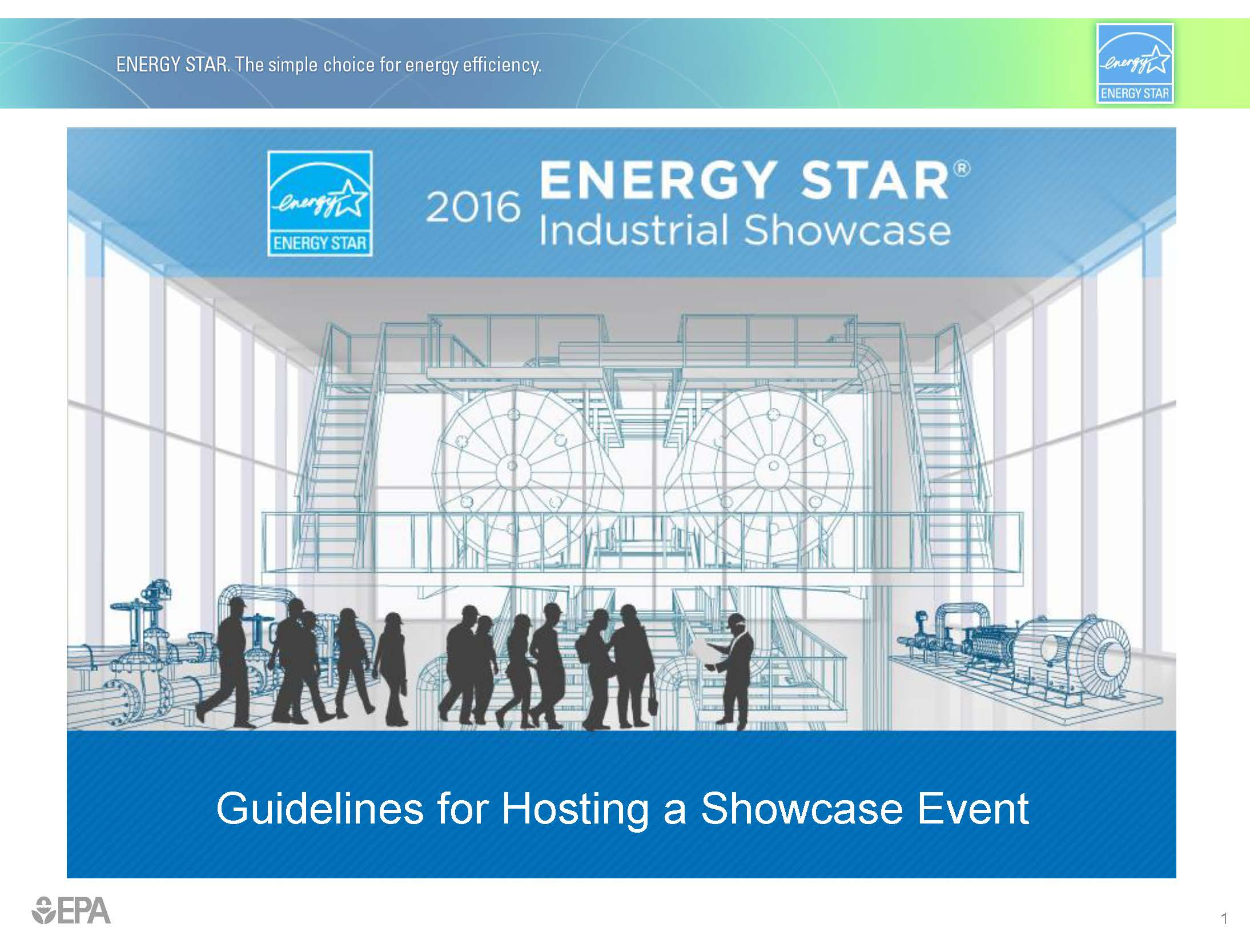 Industrial Showcase guidelines thumbnail