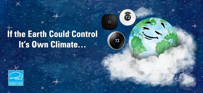 If the Earth Could Control It's Own Climate...