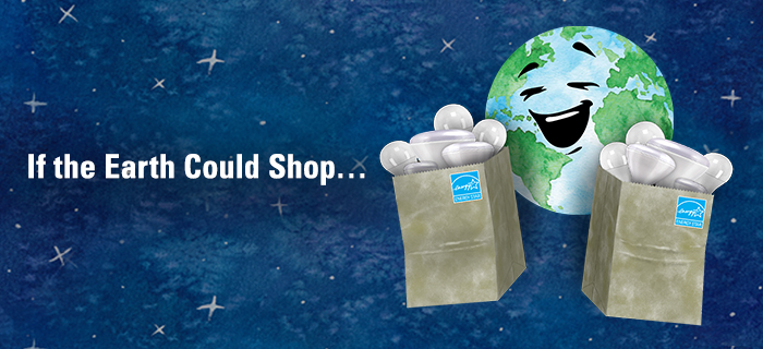 If the Earth Could Shop...