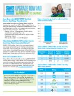 ENERGY STAR Electric Heat Pump Water Heater Factsheet