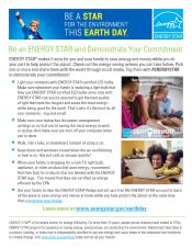 Earth Day Kids Pledge