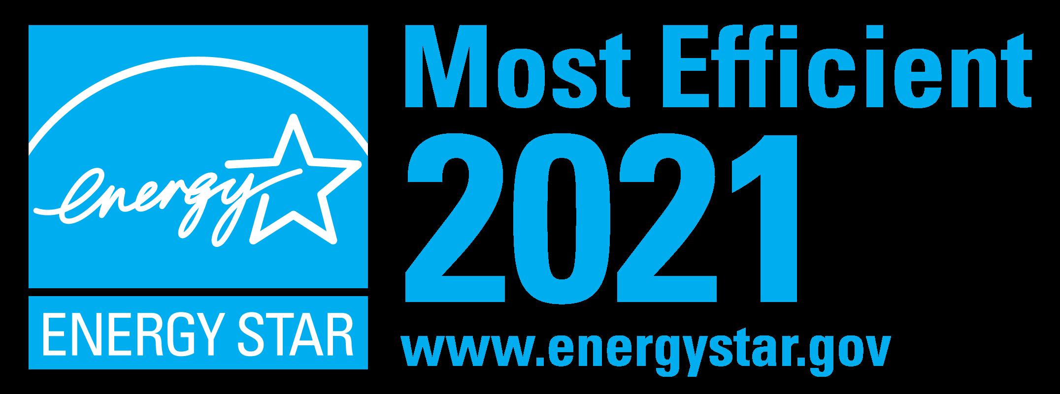 Most Efficient 2021