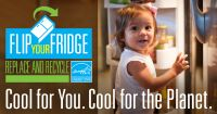 Flip Your Fridge Graphic - Girl