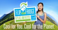 Flip Your Fridge Graphic - Sign