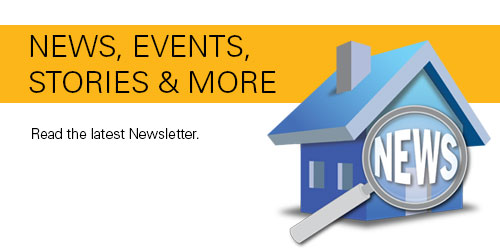 News, events, stories & more. Read the most recent newsletter