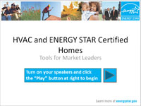 How To Videos on ENERGY STAR Homes HVAC Requirements