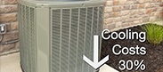 "screen shot of ""Stay Cool by Looking for the Label and Chill Out with Energy Star"" video"