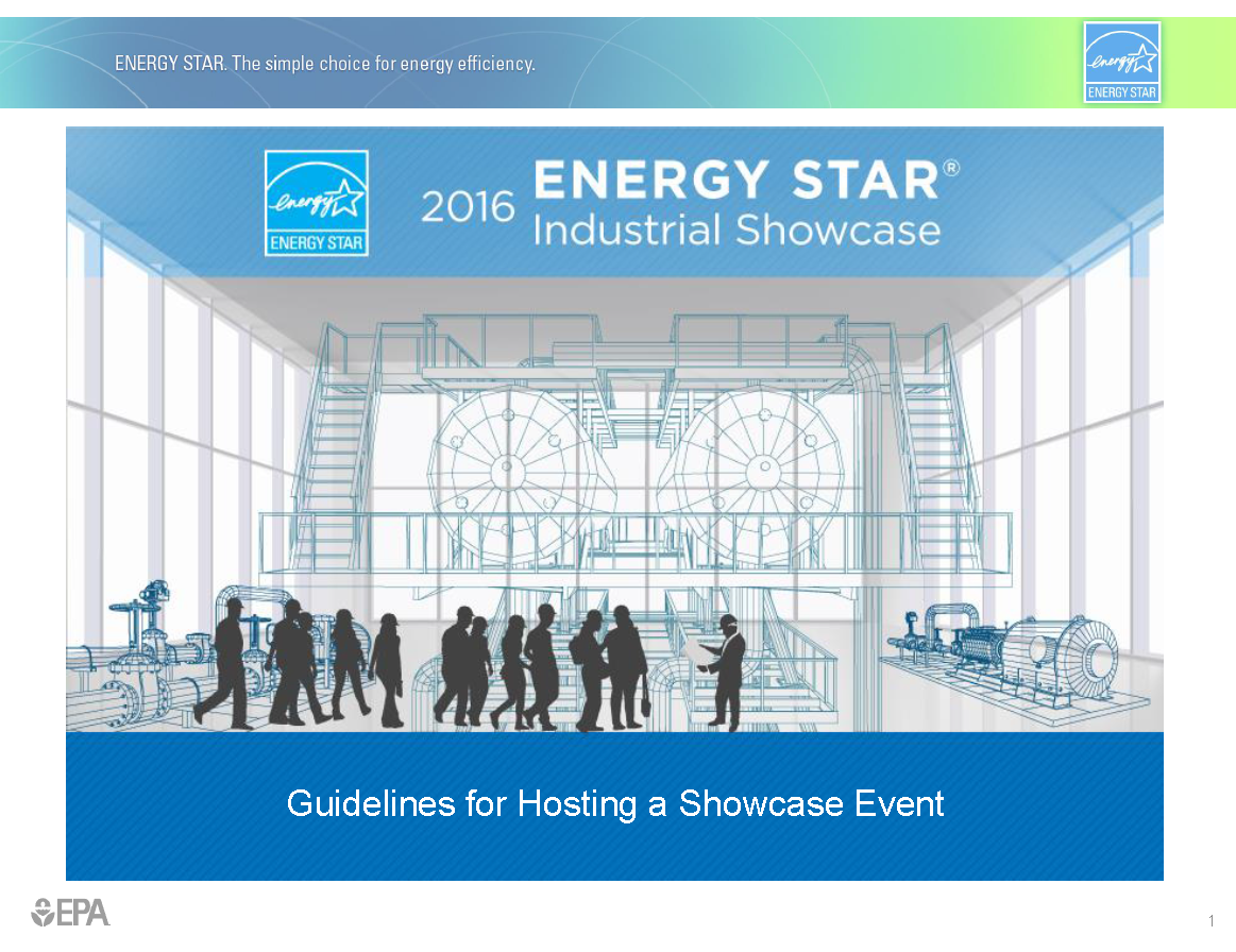 ENERGY STAR Industrial Showcase webinar slides thumbnail image