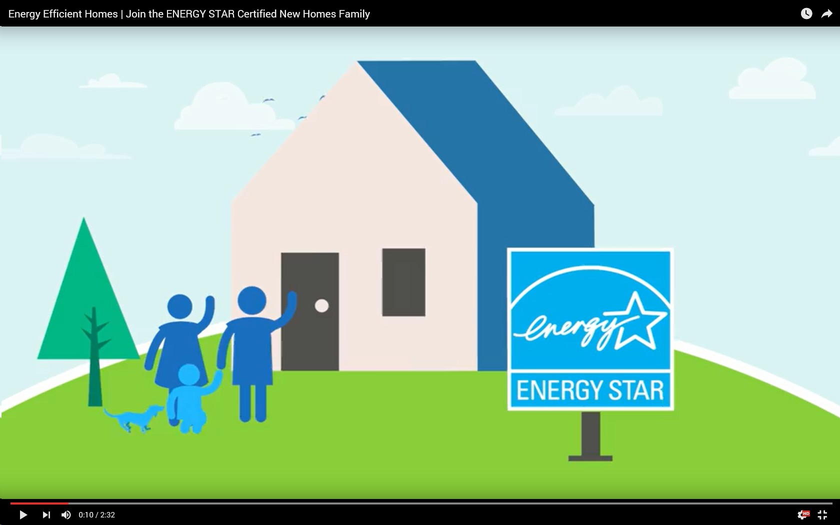 Animated Video - Join the ENERGY STAR Certified Homes Family