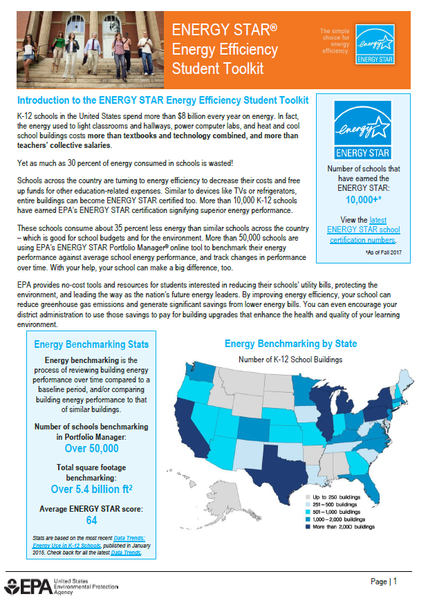 K-12 Energy Efficiency Student Toolkit thumbnail