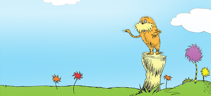 Join The Lorax
