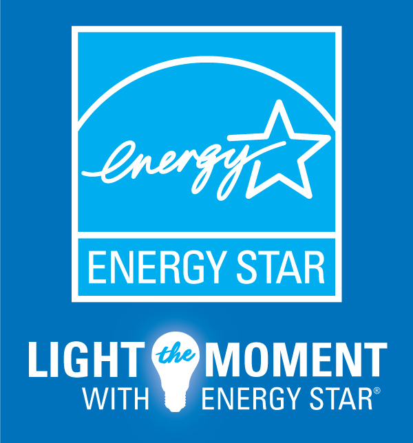 Light the Moment with ENERGY STAR Logo Lockups