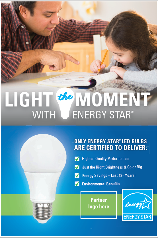 Light the Moment Co-brandable Lighting posters thumbnail