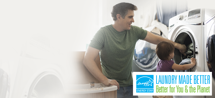 Make Laundry Better with ENERGY STAR