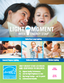 Light the Moment Co-brandable lighting handout (English)