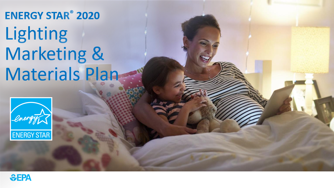 2020 Lighting Marketing and Materials Plan