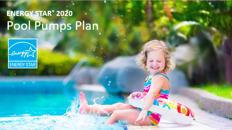 ENERGY STAR 2020 Pool Pumps Plan