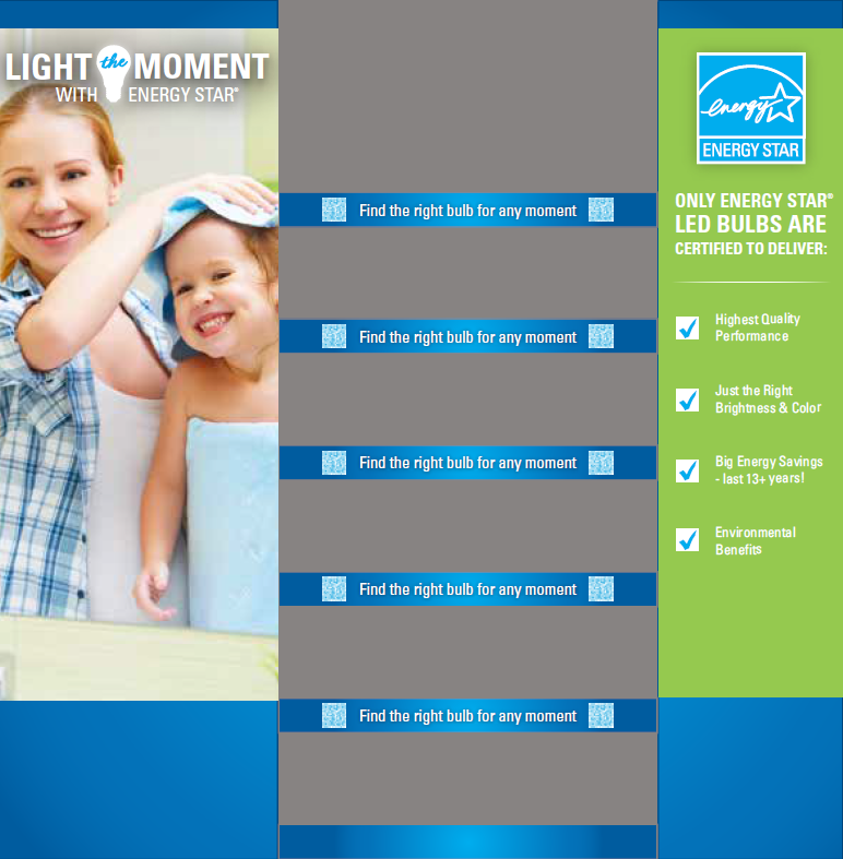 Light the Moment Sample Pallet Creative thumbnail