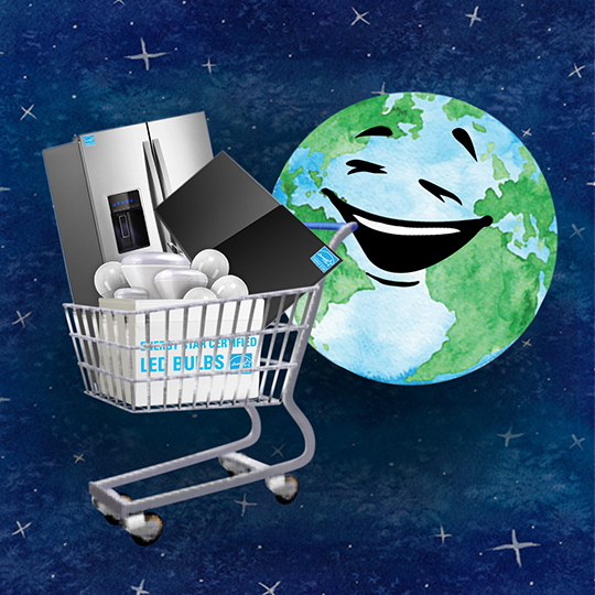 Make Celebrating Earth Day Easy with ENERGY STAR