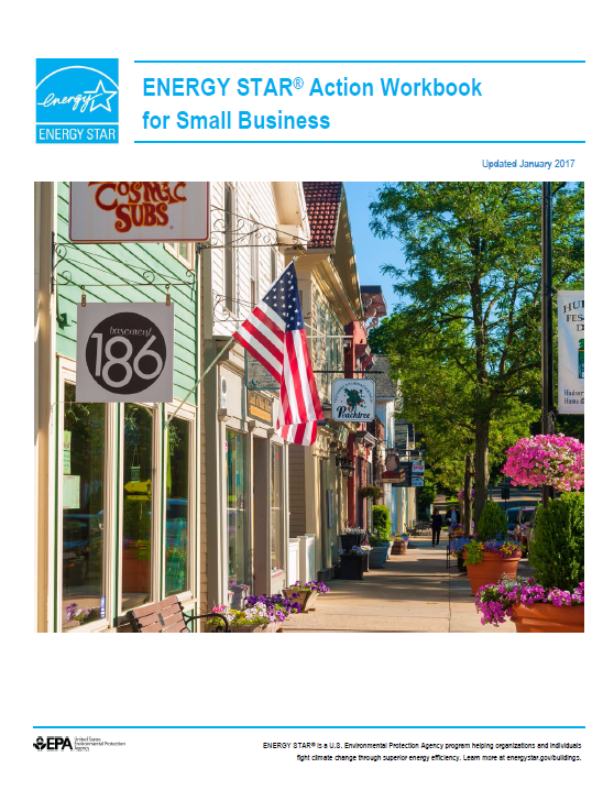 ENERGY STAR Action Workbook for Small Business