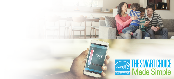 Choose ENERGY STAR Certified Smart Thermostats