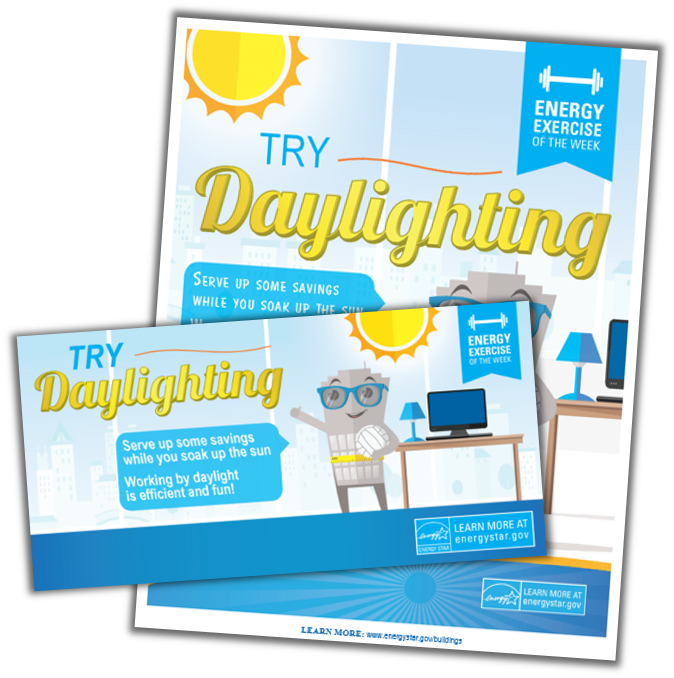 Try Daylighting activity kit