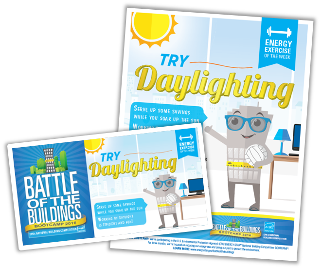 Try daylighting