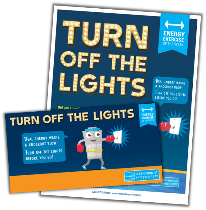 Turn Off the Lights activity kit