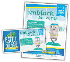 "Download the ""Unblock Air Vents"" activity kit here."